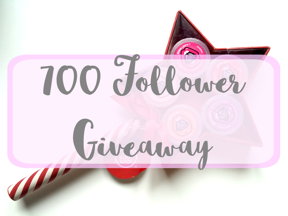 700 Follower Giveaway