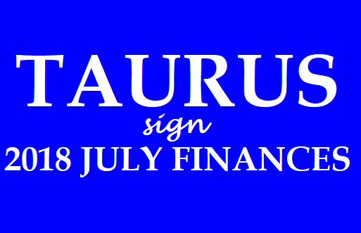 Financial Astrology: July