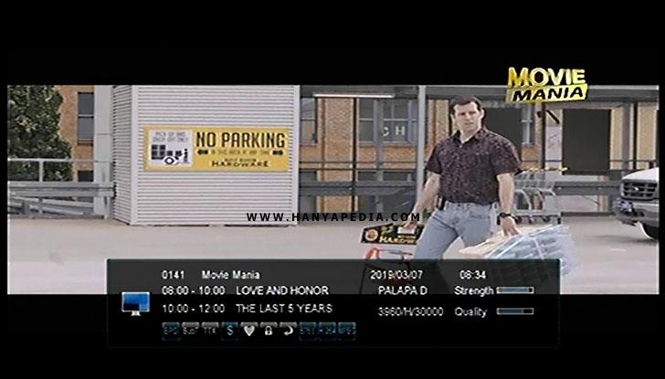 Gratis Nonton Siaran Channel Movie Mania