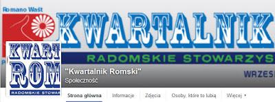 https://www.facebook.com/Kwartalnik-Romski-242858509142489/