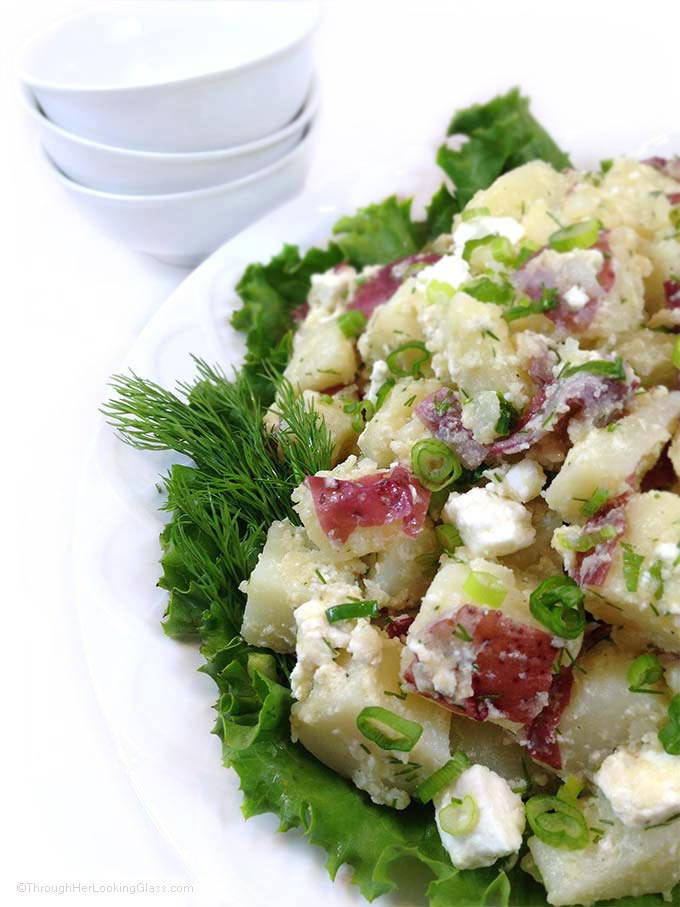 Perfect Potato Salad Recipes Building Our Story