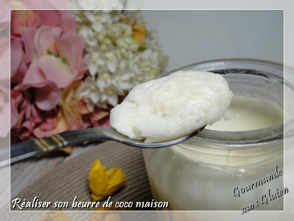 gourmande sans gluten r aliser son beurre de coco maison. Black Bedroom Furniture Sets. Home Design Ideas
