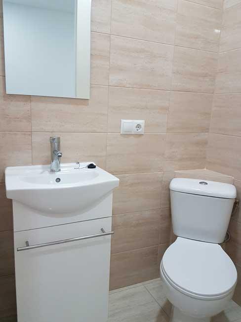 piso en alquiler zona ribalta castellon wc