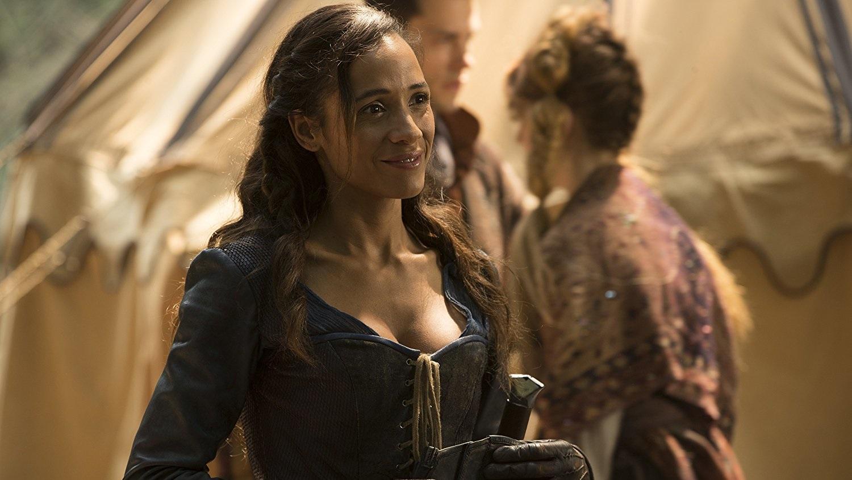 Dania Ramirez es Jacinda / Cinderella en Once Upon a Time