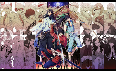 Download Drifters Episode Subtitle Indonesia – END