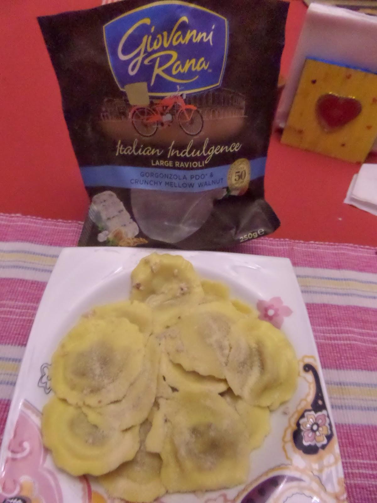Madhouse Family Reviews Giovanni Rana fresh filled pasta