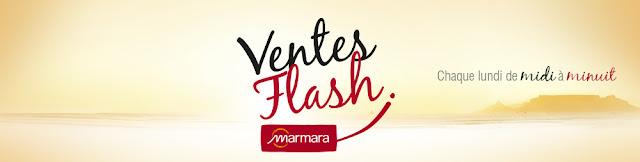 Découvrez les ventes Flash de Marmara!