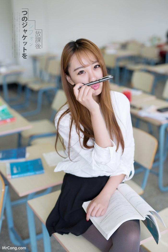 Image School-girls-by-Ronnie-MrCong.com-081 in post Những cô nàng nữ sinh xinh đẹp mê mẩn người xem chụp bởi Ronnie (96 ảnh)