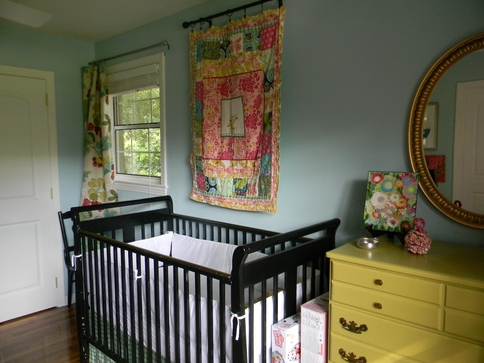 The Governor S Daughter Baby Sister Nursery