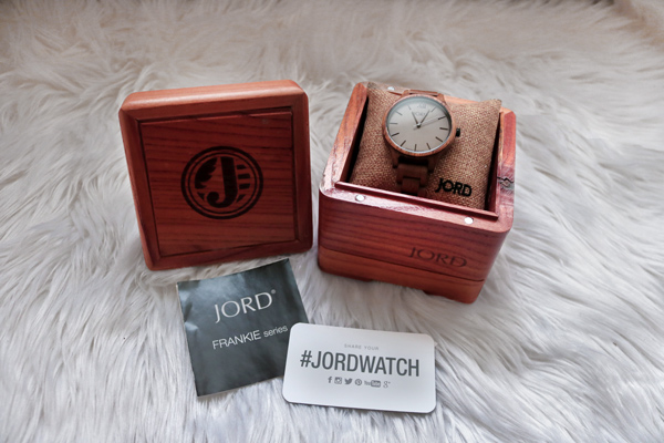Jord, Wood Watch, Women, Product Review, Cool Watch