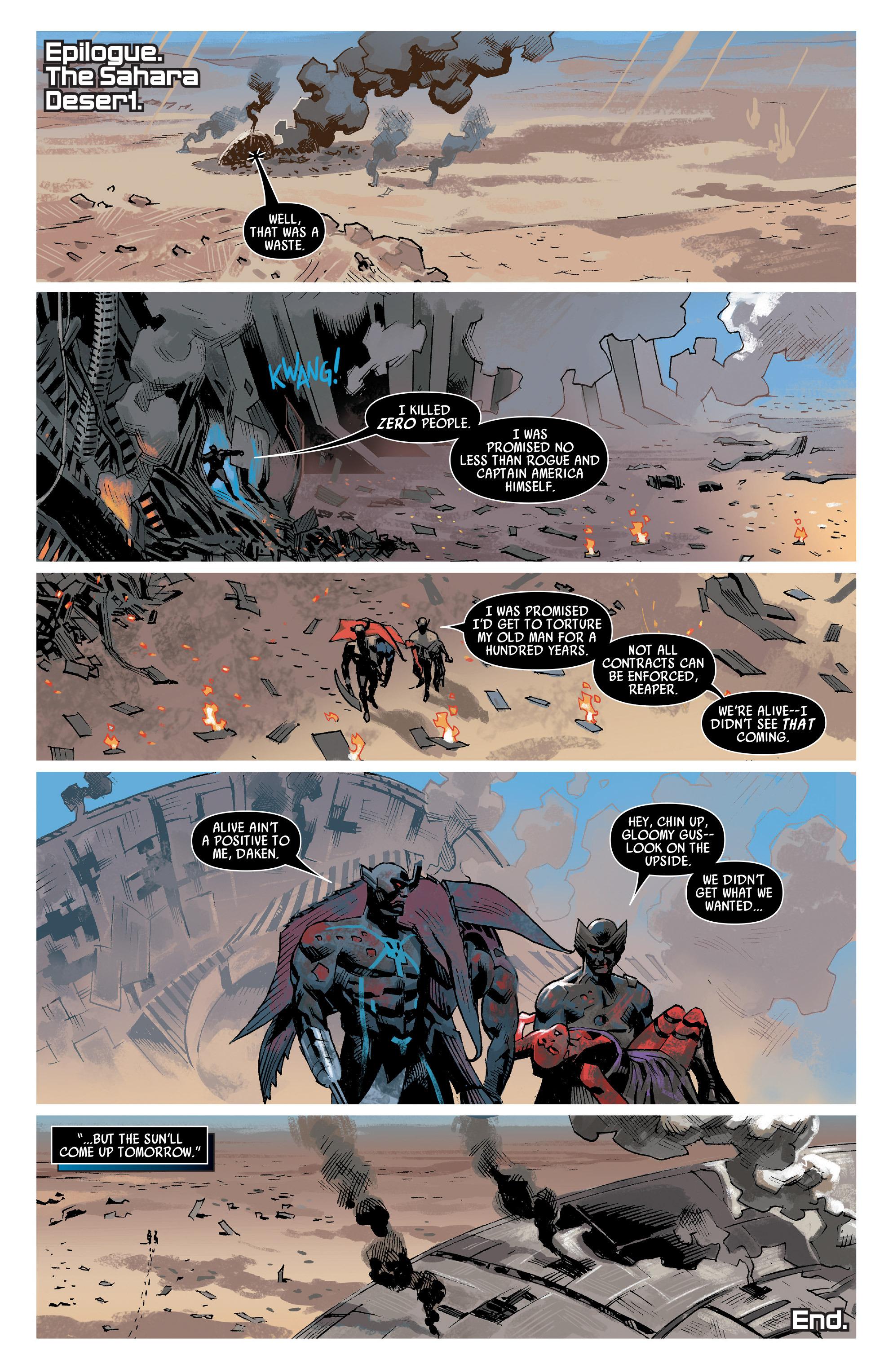 Read online Uncanny Avengers (2012) comic -  Issue #22 - 22