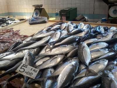 Pasar Ikan Tawau