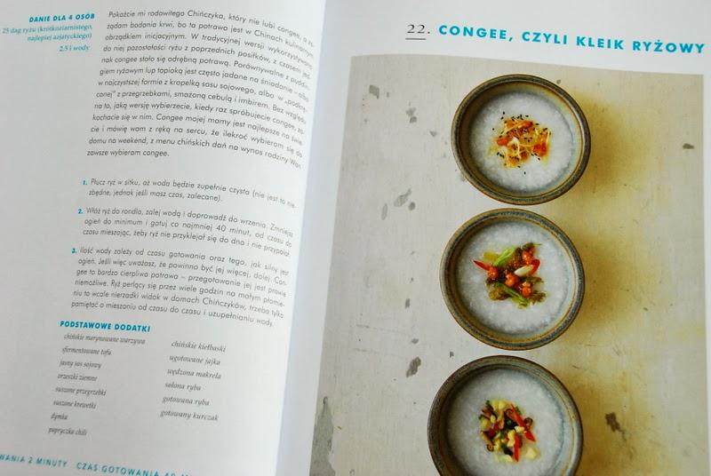 Prosty ryżowy kleik congee
