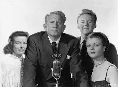 Кэтрин Хепбёрн и Спенсер Трейси: :Любовь на экране и в жизни. 5. «Состоят в браке» 1948