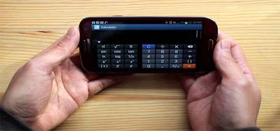 Trik dan Cara Menyembunyikan Data atau File di Dalam Kalkulator Smartphone Android