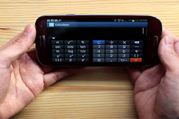 Trik Menyembunyikan File di Dalam Kalkulator Smartphone Android