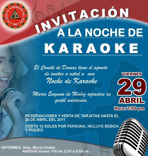 Annie Delar Noche De Karaoke