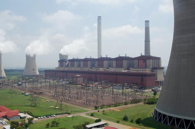 Matla Power Station (J.Burg S.Africa)