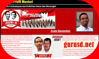 Aplikasi Kabinet Jokowi Untuk Media Pembelajaran
