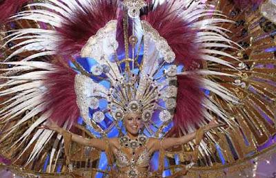 Repetición de la Gala de la Reina Carnaval Las Palmas 2017