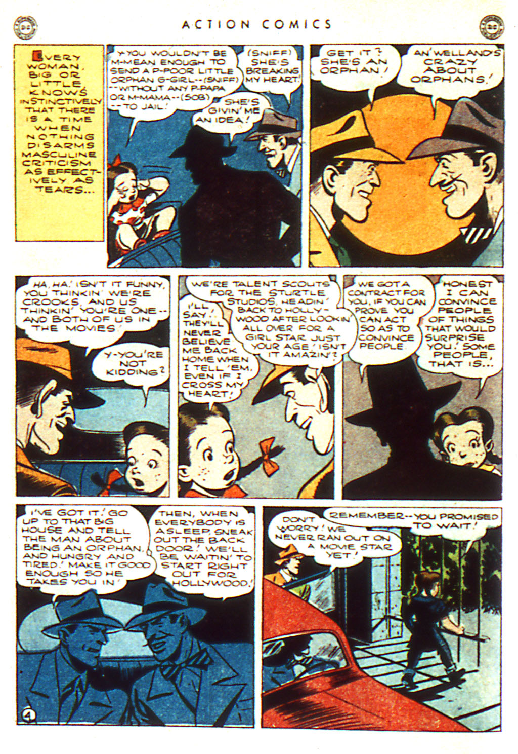 Read online Action Comics (1938) comic -  Issue #98 - 6