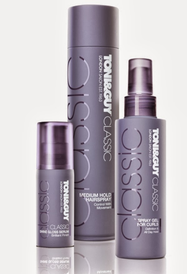 TONI&GUY CLASSIC COLLECTION