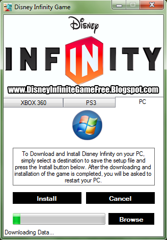 Infinity and Beyond (10 points): Play 3 Play Sets and the Toy Box. All Modes (10 points): Drive a car, pilot a helicopter, and a ride a mount. Power Up! (4 points): Place one Power Disc on the Disney Infinity Base. Great Communicator (10 points): Talk to mission givers 20 times throughout Disney Infinity.