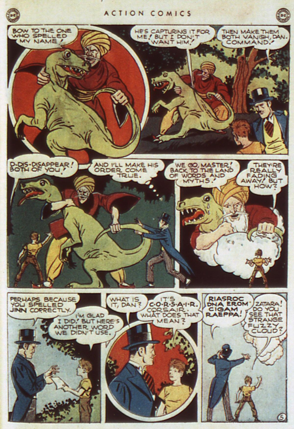 Action Comics (1938) 96 Page 46