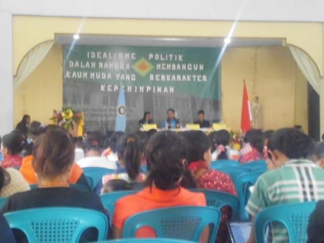 seminar stipas