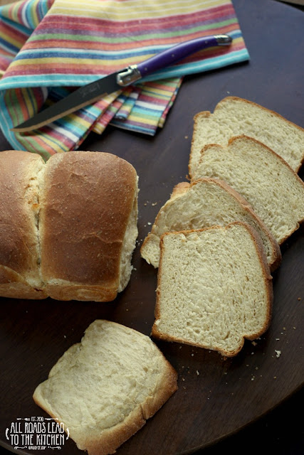 Tangzhong Whole Wheat Bread