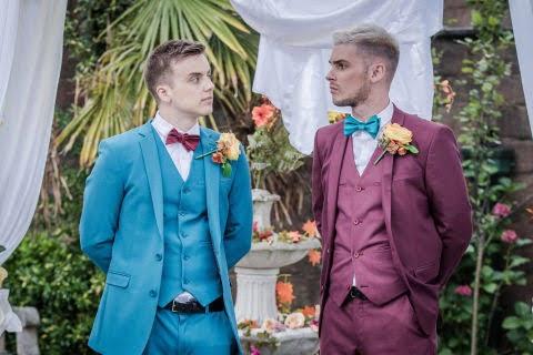 Harry thompson wedding