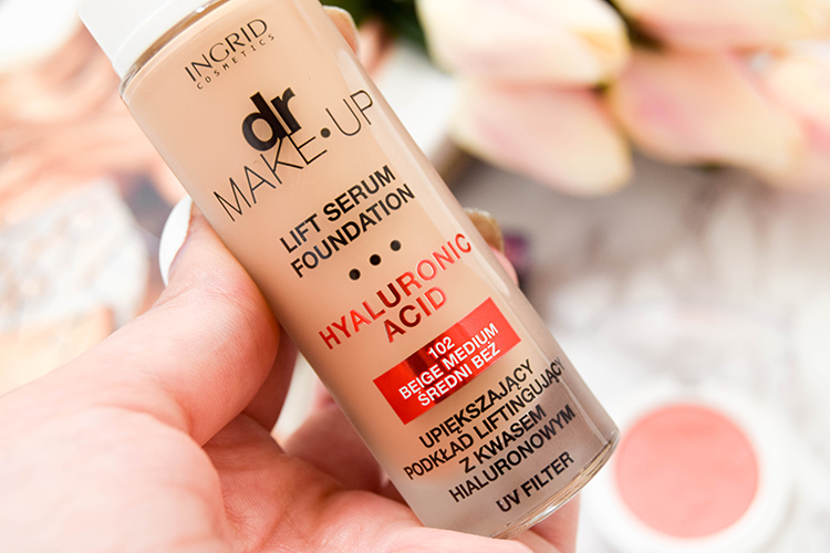 dr. make-up lift serum foundation
