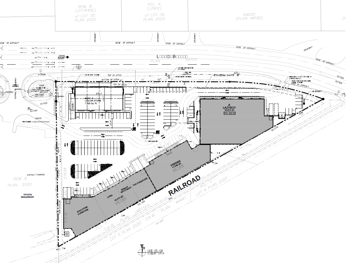 The south fraser blog march 20th 2017 council meeting for Building site plan