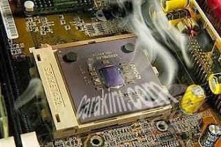 Komputer-panas