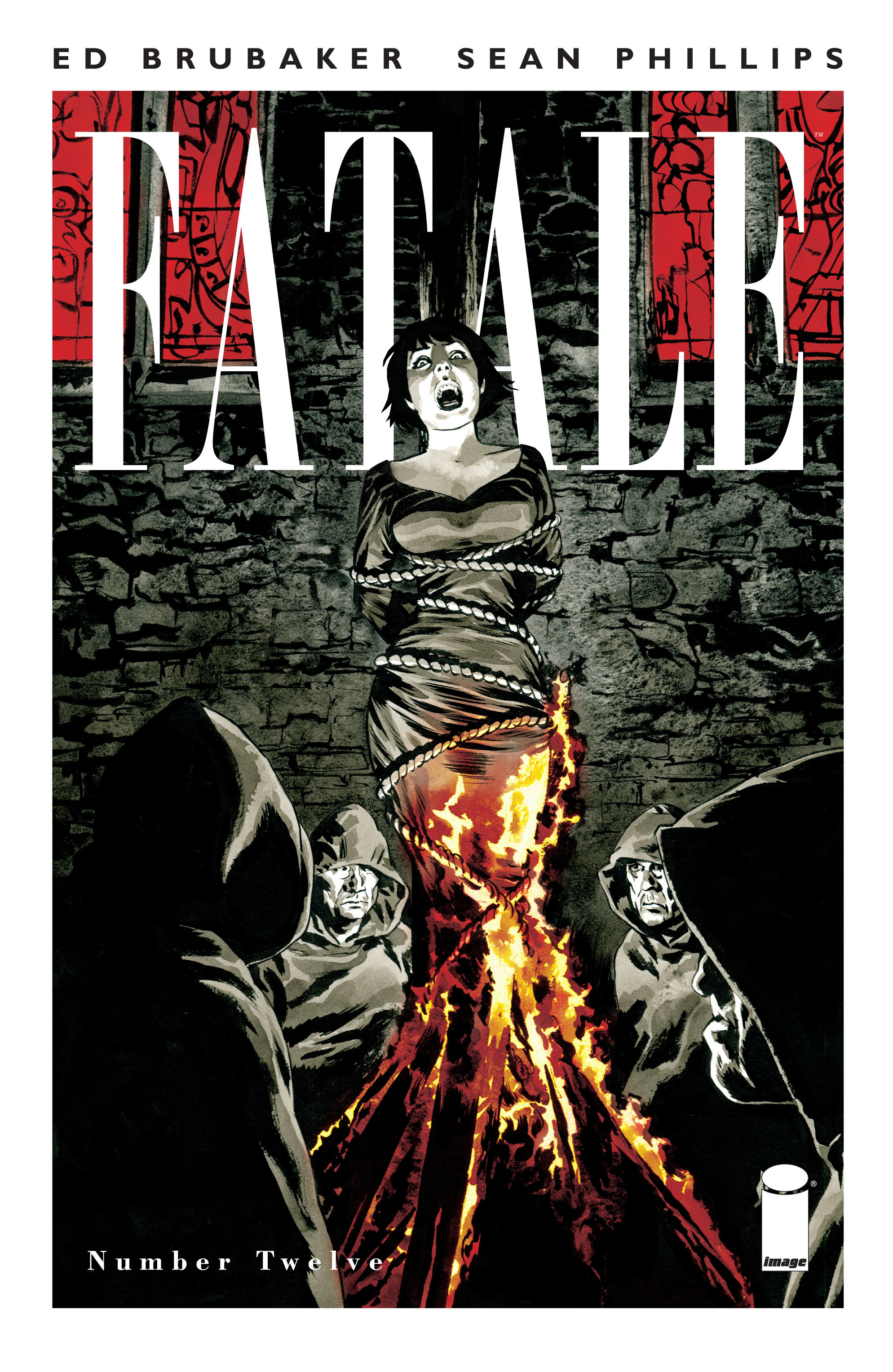 Fatale issue 12 - Page 1