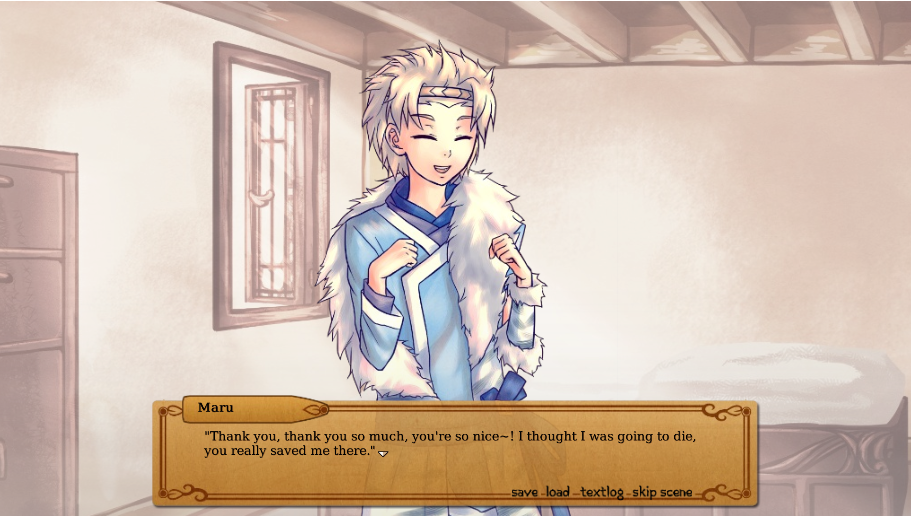 days of the divine visual novel review