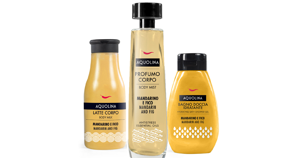 Bagno Doccia Aquolina : Diemmemakeup: aquolina mandarino e fico: fragranza mediterranea per