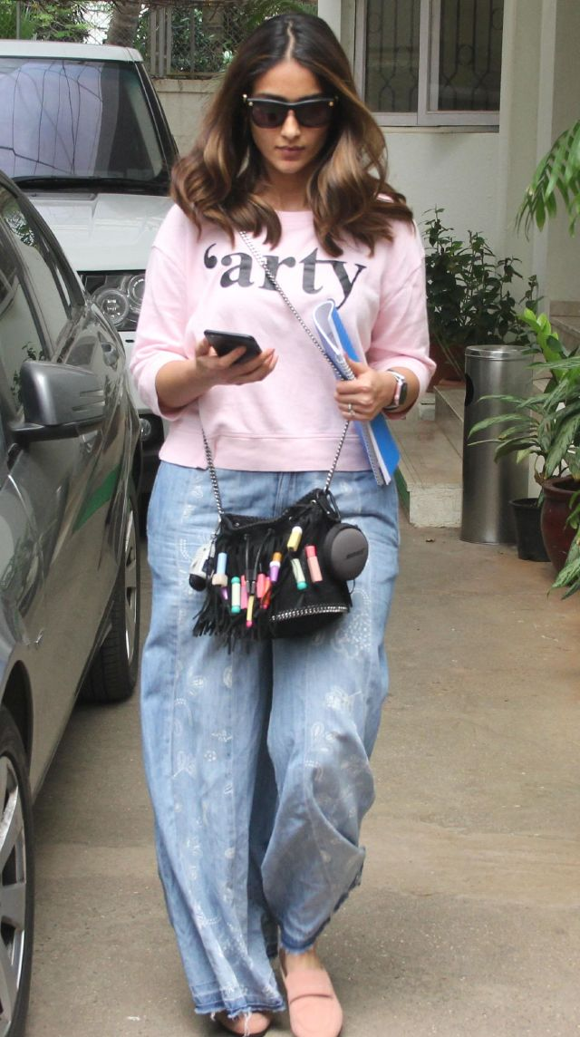 Ileana Photos In Glass at Recording Studio In Juhu