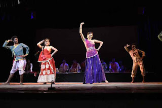 View Patna Bhojpuri Play Bidesiya Staged