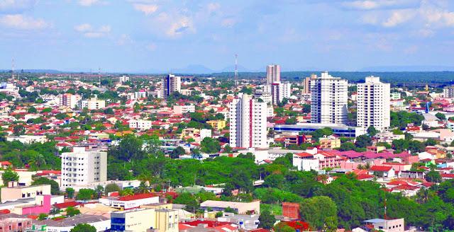 Rondonópolis e a oitava maior cidade do Centro Oeste do Brasil