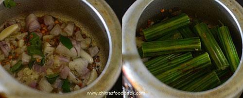 Murungakkai kuzhambu recipe