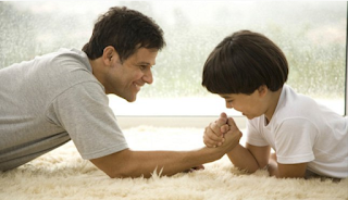 How to help your child feel loved