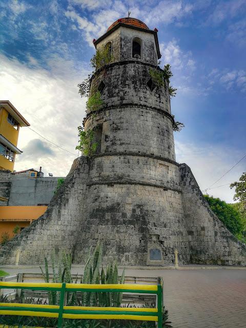 belfry dumaguete, campanario de dumaguete, oldest belfry, bell tower
