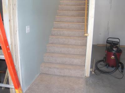 building on love: basement progress