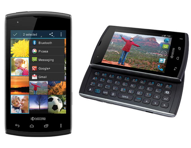 Kyocera Rise C5156 Touch with QWERTY Keypad Android Phone Specs