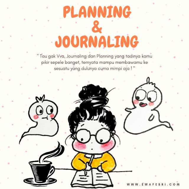 Journaling by ewafebri