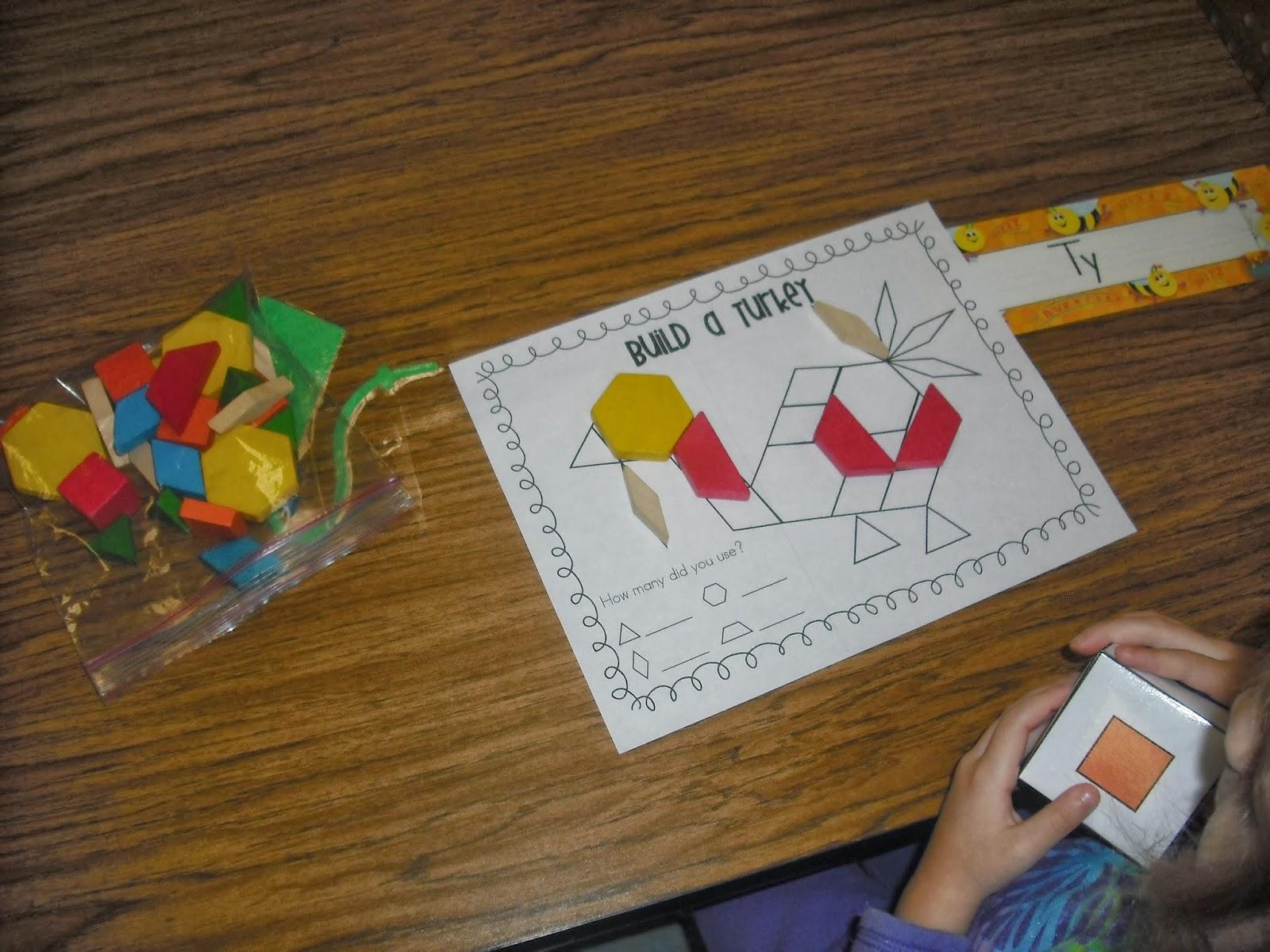 Sprinkles To Kindergarten Thanksgiving Fun