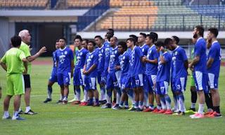 Persib Kembali ke Bandung, Fokus Lawan PSIS di GBLA Minggu 8 Juli 2018