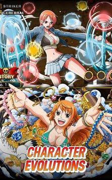 One Piece Treasure Cruise MOD Apk v6.1.0 Android