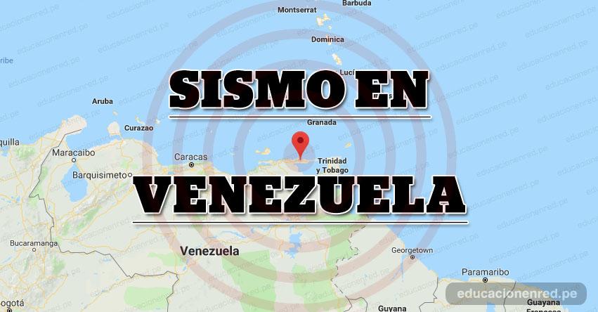 TERREMOTO EN VENEZUELA de Magnitud 6.3 (Hoy Martes 21 Agosto 2018) REPORTE OFICIAL Sismo Temblor Epicentro - IRAPA - Yaguaraparo - Sucre - Caracas - Bolívar - Colombia - FUNVISIS - www.funvisis.gob.ve